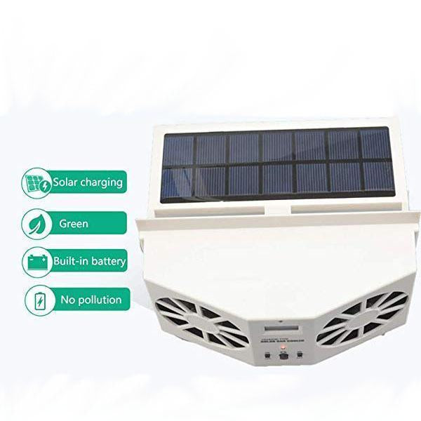 🔥 Best Selling 🔥 Solar Car Exhaust Heat Exhaust Fan