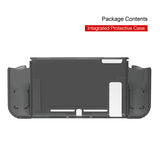 DOBE 5-in-1 Protective Pack for Nintendo Switch