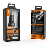 LDNIO C503Q 2-USB Port 3.0 Quick Charge Car Charger