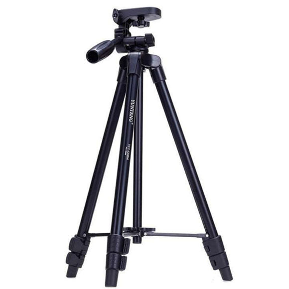 Yunteng VCT-5208 Tripod with Remote for Smartphones