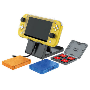 DOBE 11-in-1 Protection Set for Nintendo Switch Lite