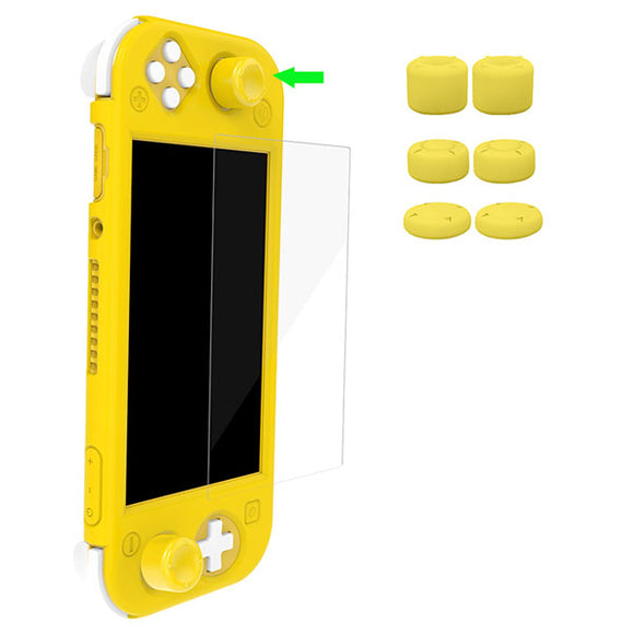 Dobe 3-in-1 Protective Pack for Nintendo Switch LITE