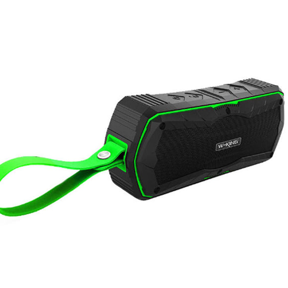 W-King S9 Weatherproof IPX6 Bluetooth Speaker and Powerbank