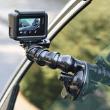 Telesin Jaw Flex Suction Cup Mount for Cameras and Smartphone