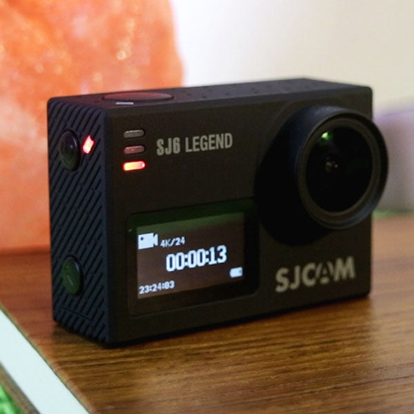 SJCAM SJ6 Legend Dual-Screen 4K Action Camera