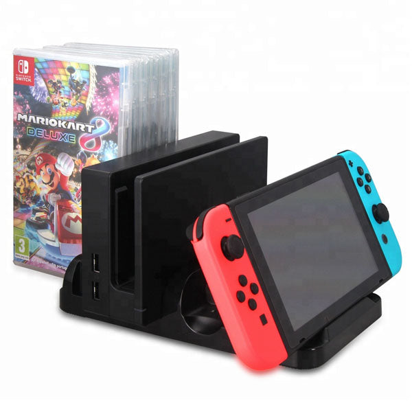 DOBE Multifunctional Charging Stand for Nintendo Switch