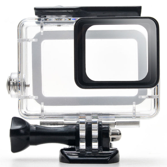 Telesin Waterproof Case for GoPro Hero 5, Hero 6, Hero 7 Cameras (no need remove lens) - Maricelonlinestore