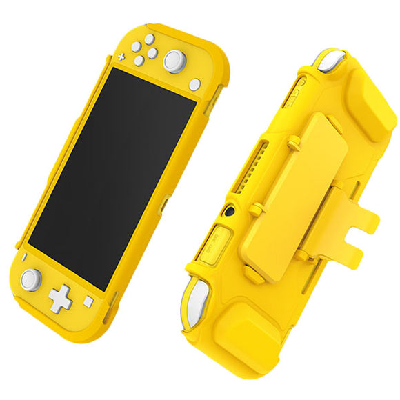 Dobe Protection Case with Card Storage for Nintendo Switch LITE
