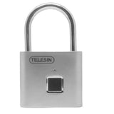 Telesin Security Fingerprint Keyless Padlock Scanner