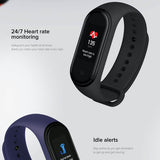 Xiaomi Mi Band 4 5ATM Activity Tracker Fitness Smartwatch - Maricelonlinestore