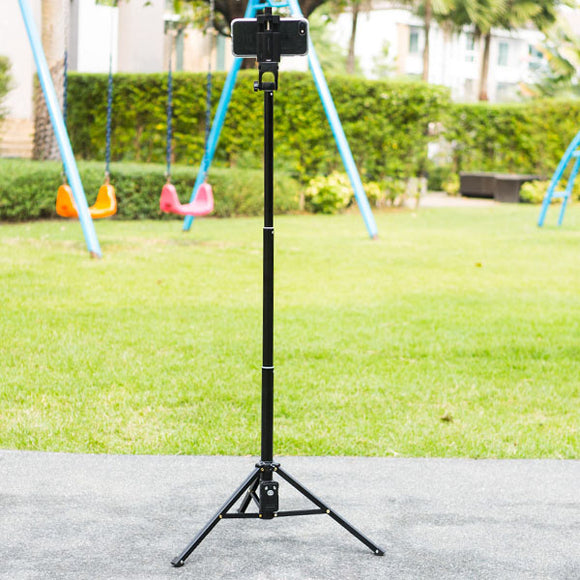 Yunteng VCT-1688 Monopod and Tripod with Remote for Smartphones - Maricelonlinestore