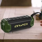Awei Y280 IPX4 Outdoor Bluetooth Speaker and Powerbank - Maricelonlinestore