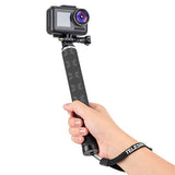 Telesin Carbon Fiber Monopod for Action Cameras