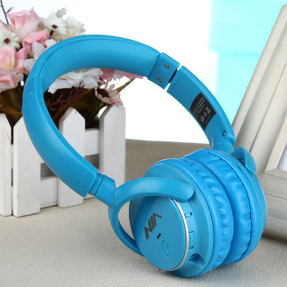 Nia Q1 Multi-functional Bluetooth Headphone - Maricelonlinestore