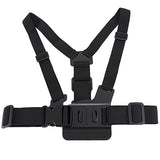 Adjustable Chest Strap for Action Cameras GP25 - Maricelonlinestore