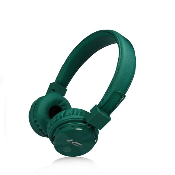 Nia X3 Multi-functional Bluetooth Headphone - Maricelonlinestore