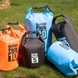Ocean Pack Waterproof Adventure Dry Bags