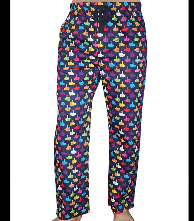 Happy Socks Men's Thumbs Up Pyjama Pants