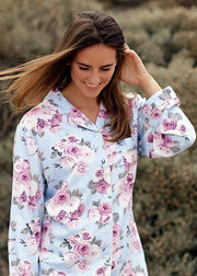 Women's PJ Sets - Icy Rose Pyjama Sleep Set | Young Spirit Australia