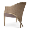 Cambré Dining Chair Semi-Upholstered