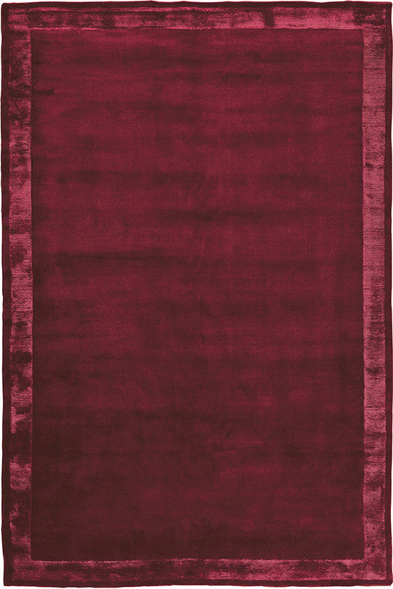 Keepers Red Silk Border