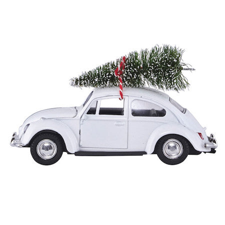 Christmas Car Decoration