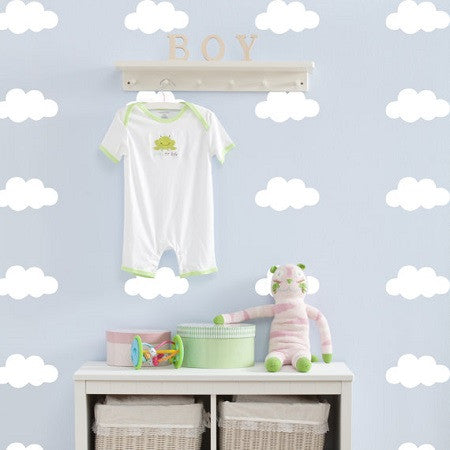 Wall Sticker Clouds