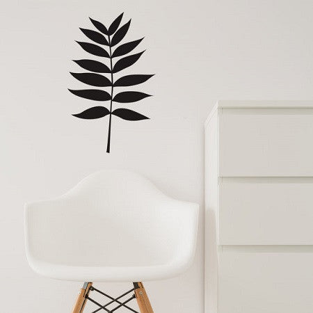Wall Sticker Fern Leaves