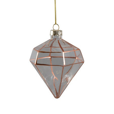 copper terrarium christmas decoration