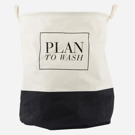Plan To Wash Laundry Bag