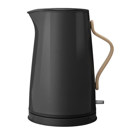 Stelton black emma kettle