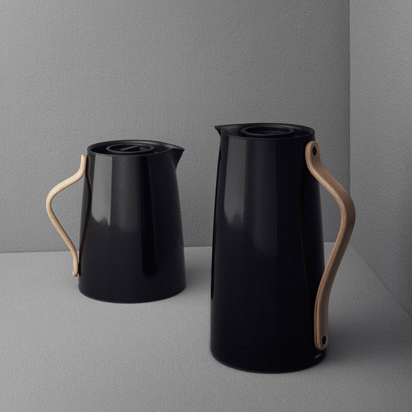 STELTON EMMA ELECTRIC KETTLE (BLACK)