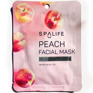 Peach Facial Mask - Rejuvenate & Firm