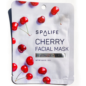 Cherry Facial Mask - Revitalize & Renew