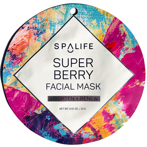 SpaLife Super Berry Facial Mask