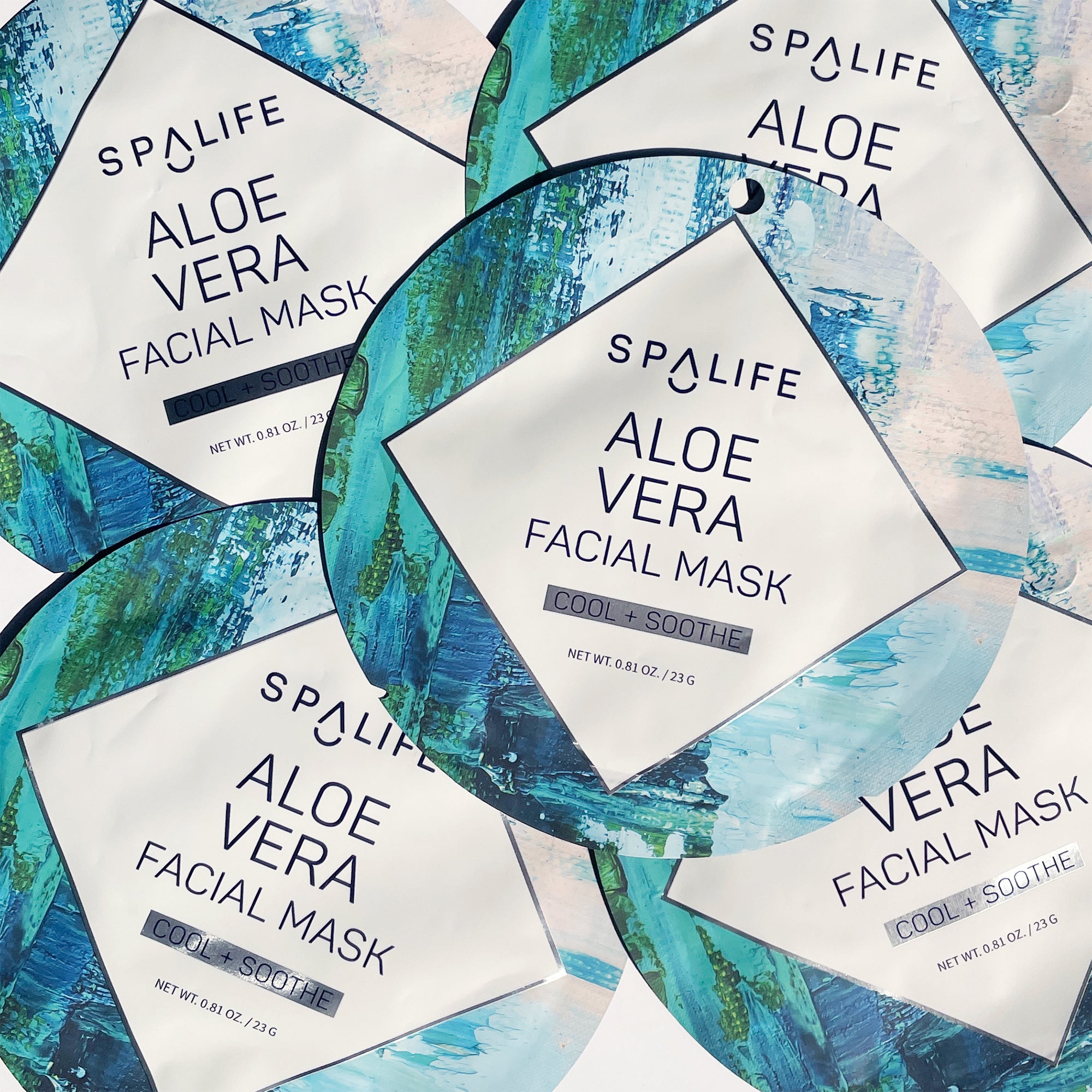 Aloe Vera Facial Mask - Revitalize & Renew
