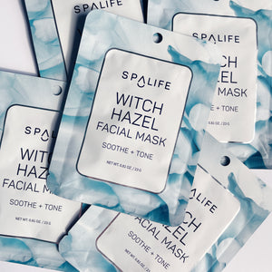 Witch Hazel Facial Mask - Soothe & Tone