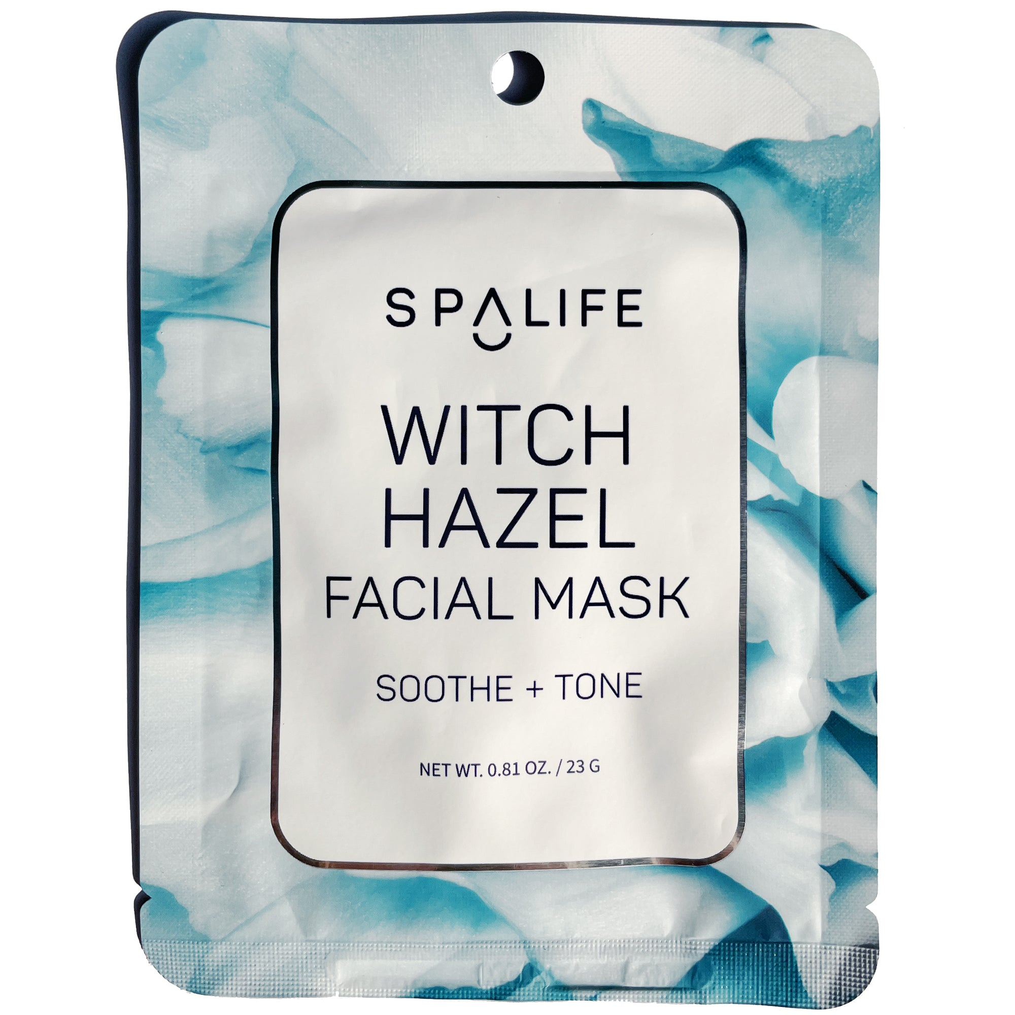 SpaLife Witch Hazel Facial Mask
