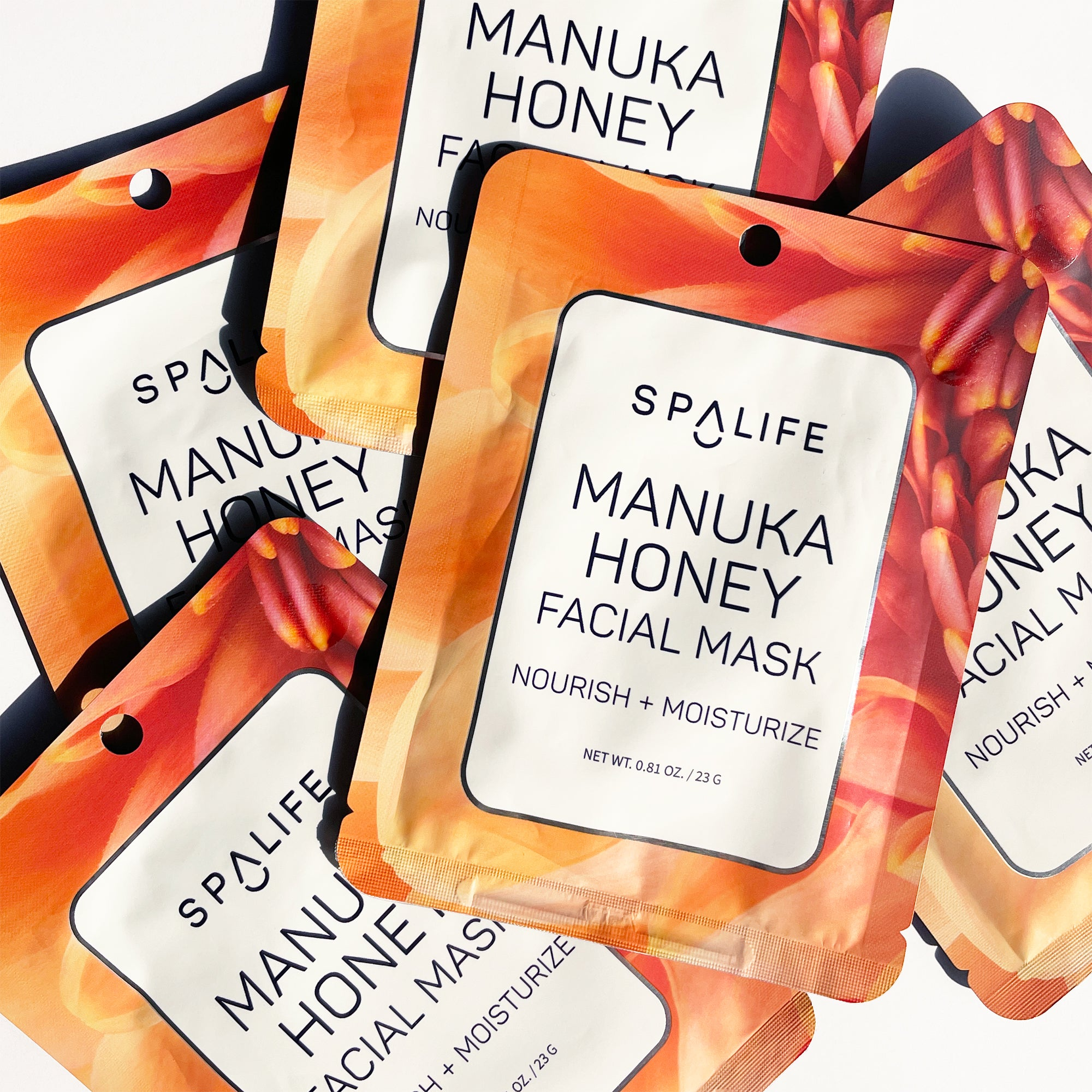 Manuka Honey Facial Mask - Nourish & Moisturize