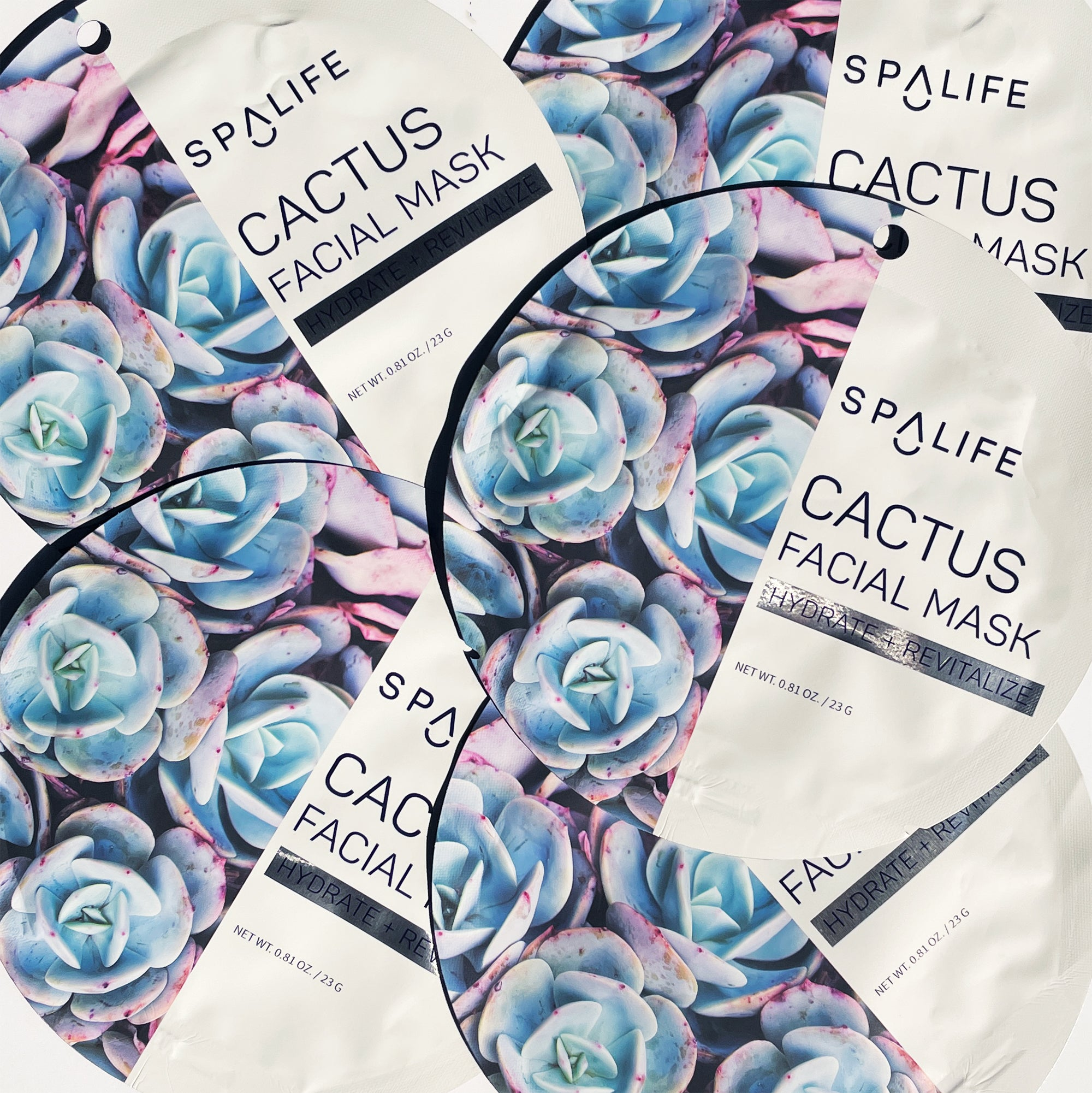Cactus Facial Mask - Hydrate & Revitalize