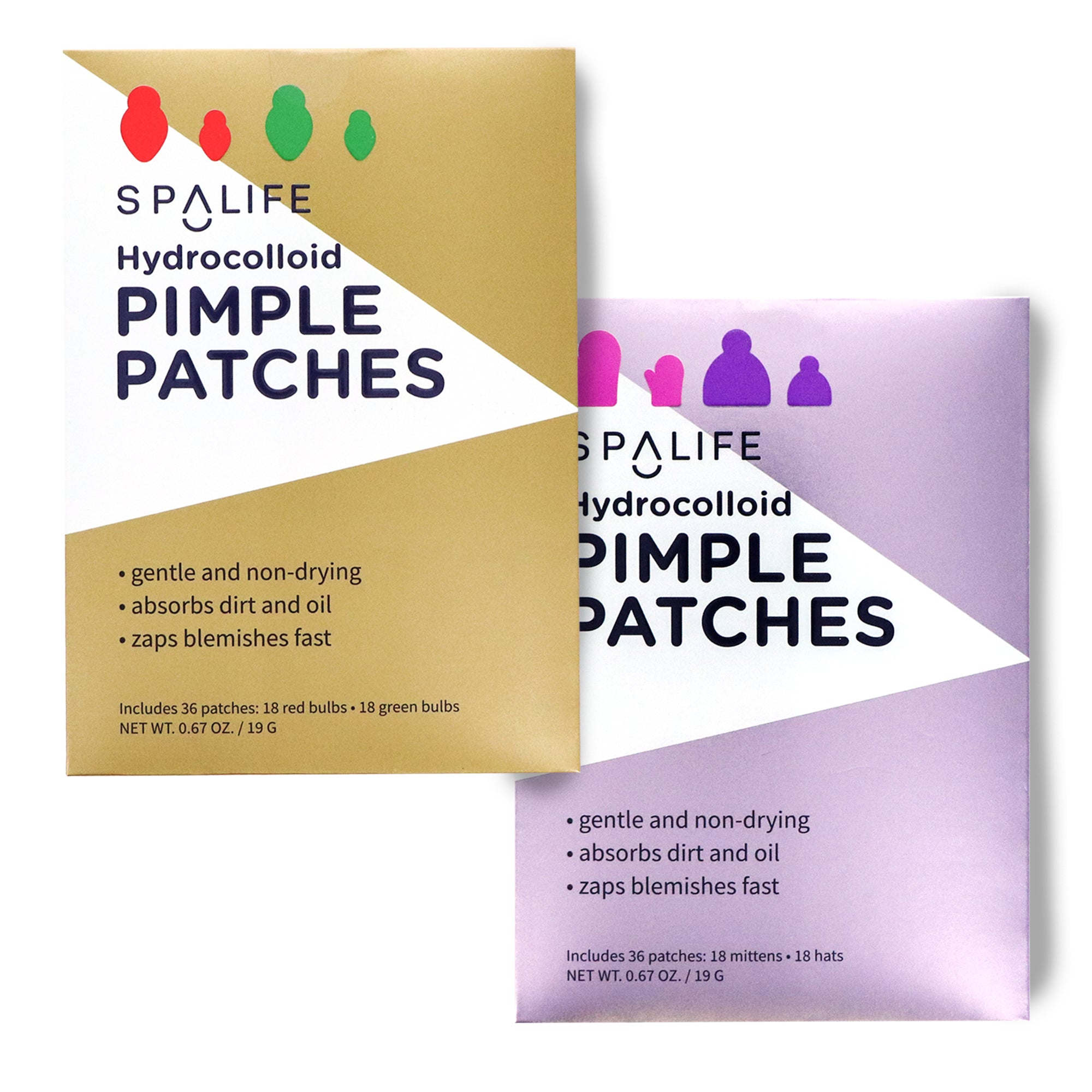 Holiday Duo Hydrocolloid Pimple Patches