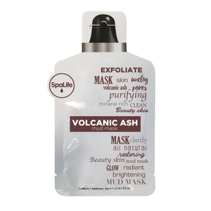SALE - Volcanic Ash Facial Mud Mask Pouch