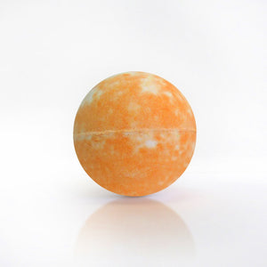 Orange Fizzy Bath Bomb