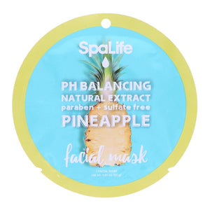 SALE - pH Balancing Pineapple Natural Extract Facial Mask