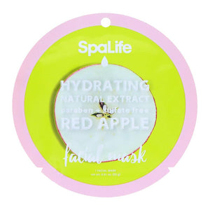 SALE - Hydrating Red Apple Natural Extract Facial Mask