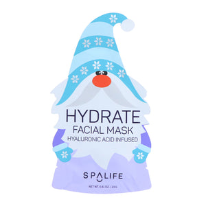HYDRATE - Holiday Gnomes Facial Mask