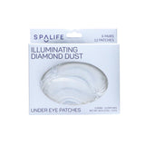 Illuminating Diamond Dust Under Eye Patches - 6 Pack