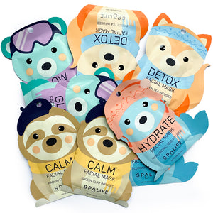 Snow Buddies Facial Mask Bundle - Option 2