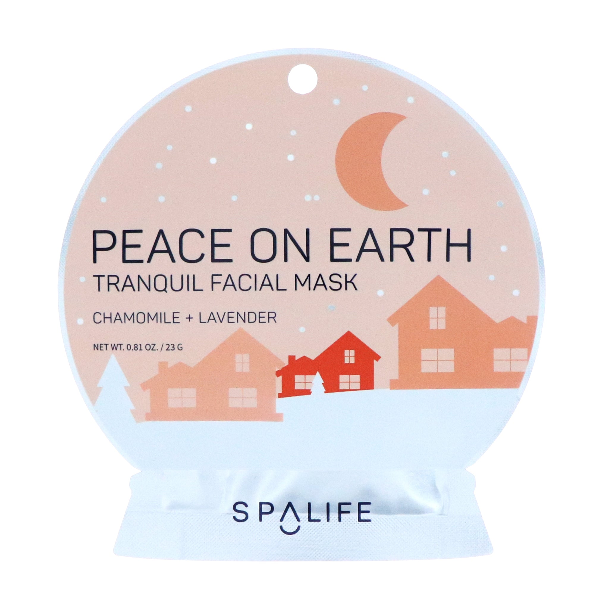Peace on Earth - Tranquil Facial Mask