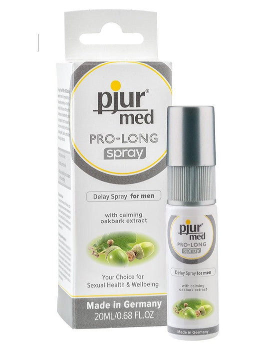 "Pjur med Pro-long ""delay"" spray"